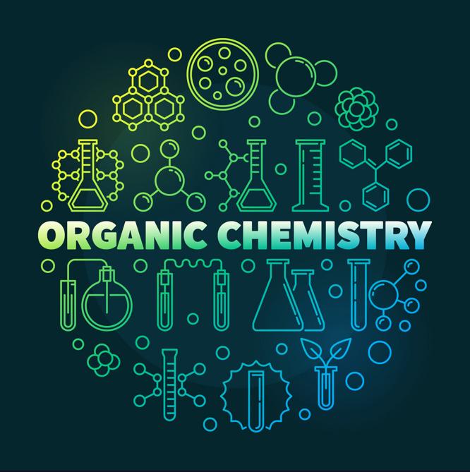 Organic Chemistry  [CH-3501]
