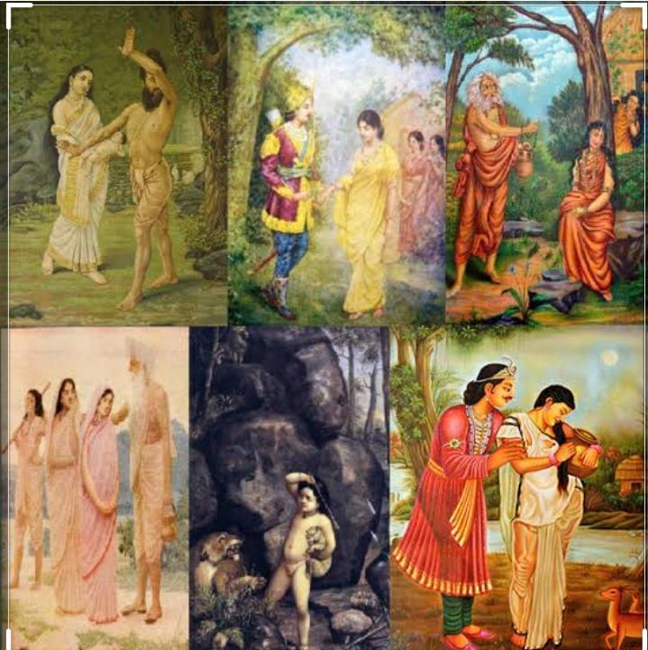 Sanskrit Drama  [SN-1102]
