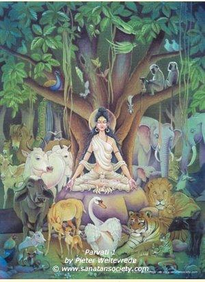 Tapahphalodayah (canto -5) Kumarsambhavam  [SN-3101]