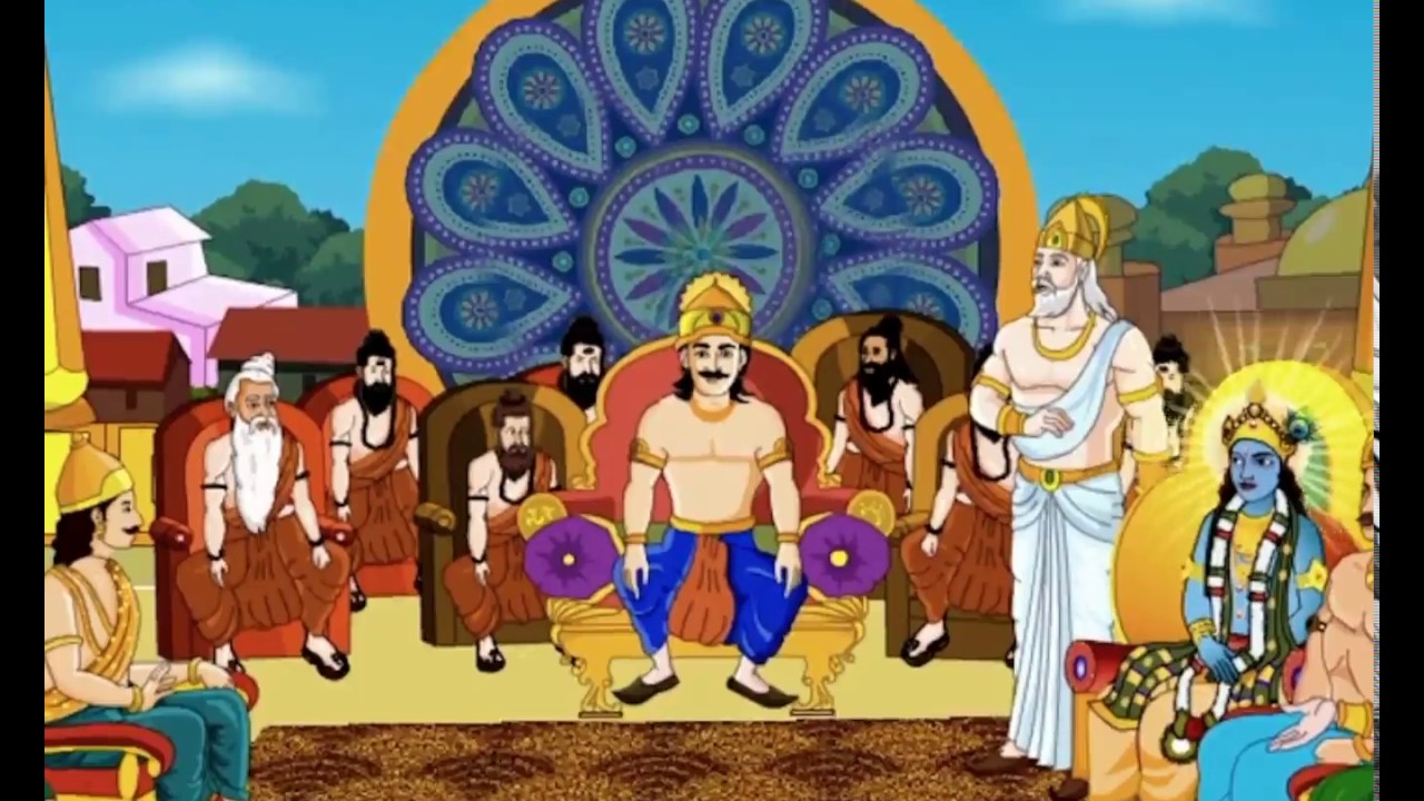 Mahabharata-Sabha Parva & Ramayana-Ayodhya Kanda  [SN-5505]