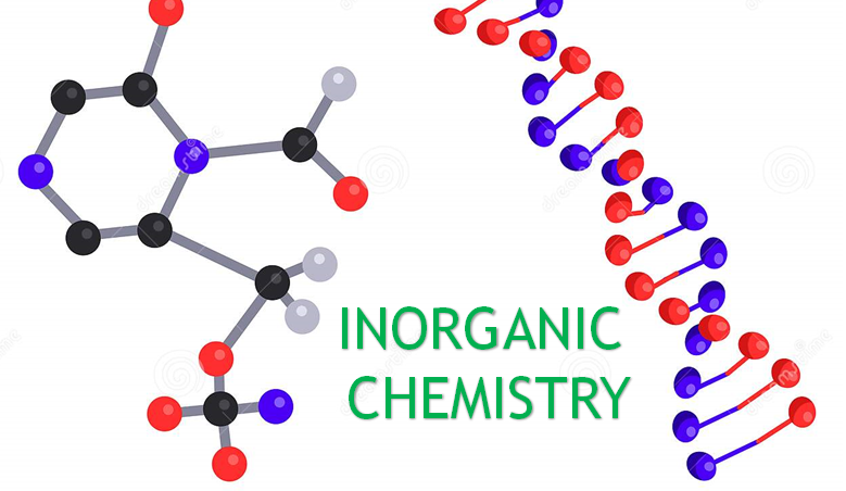 Inorganic Chemistry [CH-4501] (SF)
